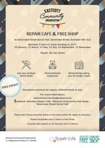 Swindon Repair Cafe @ Eastcott Community Hall   England   United Kingdom