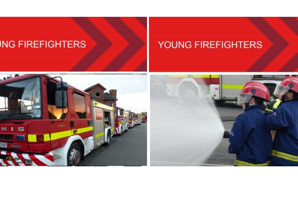 Young Firefighters Programme for 12 – 16 yrs