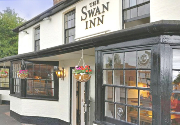 The Swan at Great Shefford