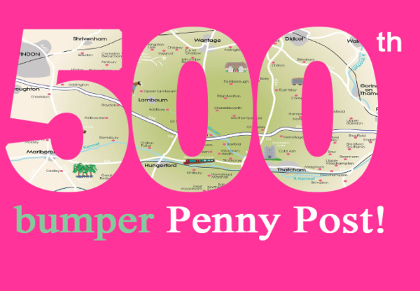 Prizes & Special Offers for our 500th Newsletter!