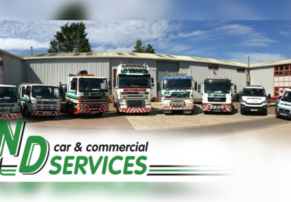 ND Car & Commercial Services