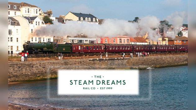Win 2 Steam Train Tickets for Saturday 14 October