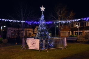 Thatcham Christmas Lights On @ The Broadway, Thatcham | England | United Kingdom