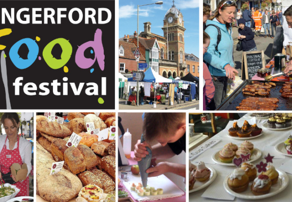 Hungerford Food Festival – Sunday 8 October