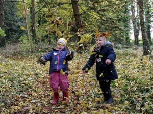 BBOWT: Nature Tots @ The Nature Discovery Centre | England | United Kingdom