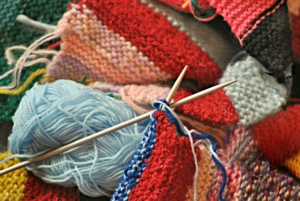 Knit and Natter @ Lambourn Library