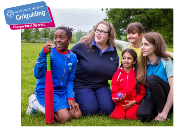 Hungerford Girlguiding needs Volunteers