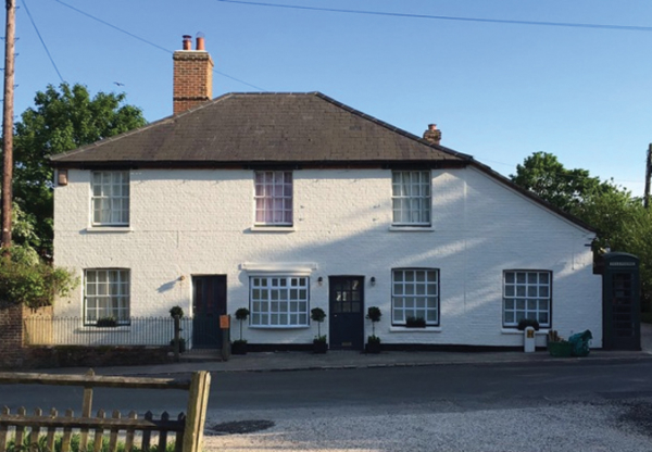 The Old Bakery, Yattendon