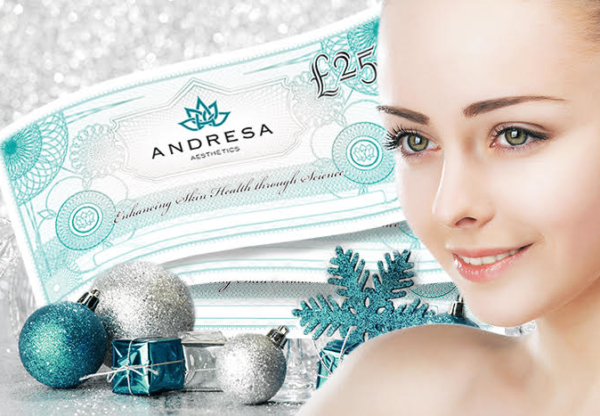 Christmas All Wrapped Up at Andresa Skin Health and Laser Clinic