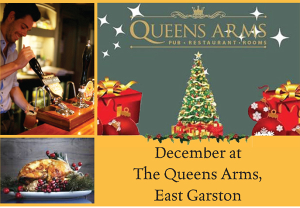December at the Queens Arms