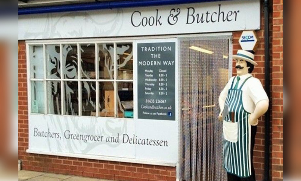 cook & butcher in Thatcham