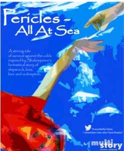 Pericles All at Sea @ east garston village hall