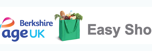 Easy Shop – shopping made simpler with Berkshire Age UK
