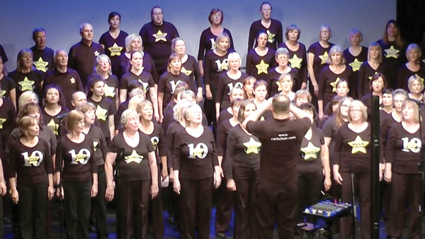 Rock Choir comes to Hungerford