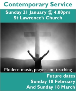 Contemporary Service @ St Lawrence's Church | England | United Kingdom
