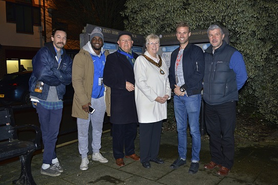 Detached Youth Workers Return To Thatcham Streets