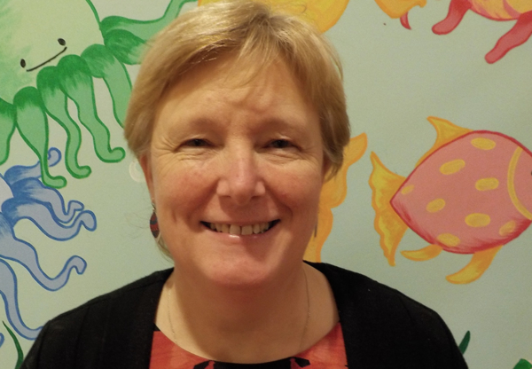 MBE for Suzanne Taylor, Head of Hungerford Nursery School Centre for Children and Families