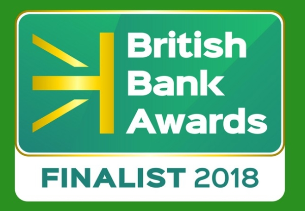 Vote for Newbury Building Society in this year's British Bank Awards 2018!