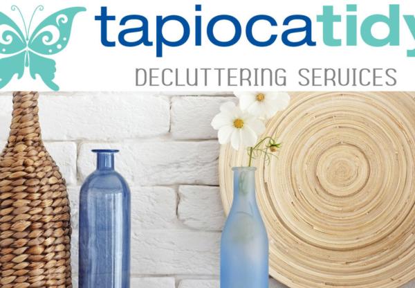Tapioca Tidy Decluttering Services