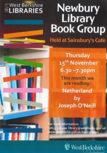 Newbury Library Book Group - Thursday @ Newbury Library | England | United Kingdom