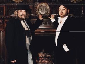 Belshazzar's Feast Folk Duo St Mary's @ St. Mary's Church   Kintbury   England   United Kingdom