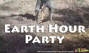 Earth Hour Party @ Hillsprings   England   United Kingdom