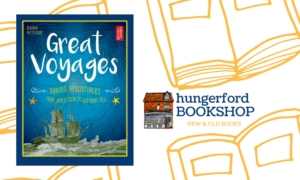 Deborah Patterson - Great Voyages @ Hungerford Library | United Kingdom