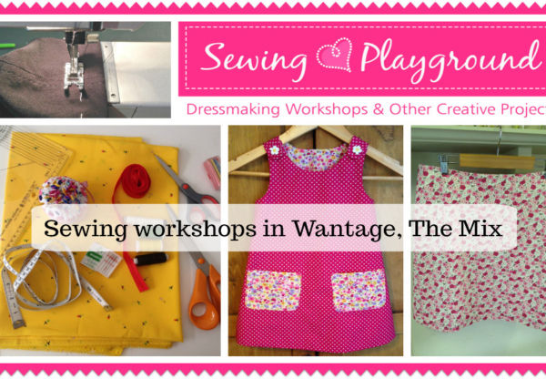 Sewing Workshops in Wantage