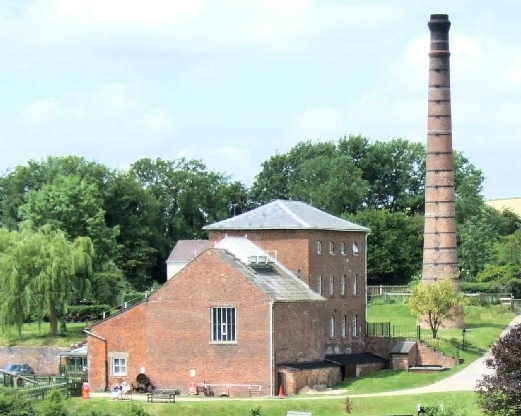 Crofton Beam Engines salute to Wiltshire in The Great War