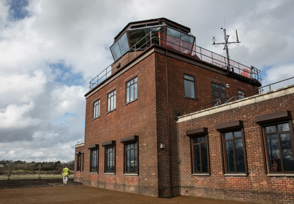 Heritage Project and Volunteer Coordinator, Greenham Common Control Tower