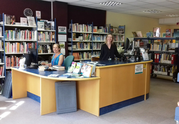 Lambourn to Great Shefford Library Service