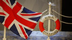 Come and Sing HMS Pinafore @ Corn Exchange, Newbury | England | United Kingdom