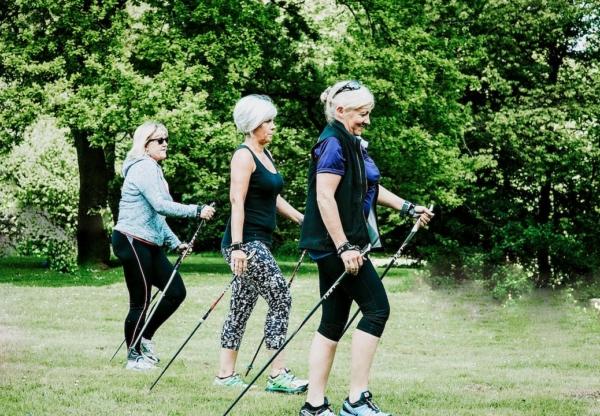 Nordic Walking with Ashley Sandy