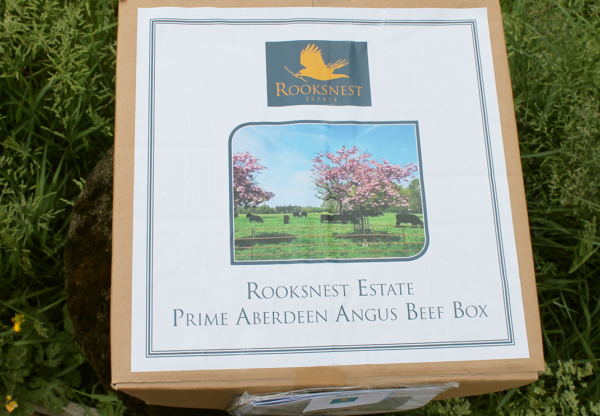 Local Rooksnest Beef Boxes