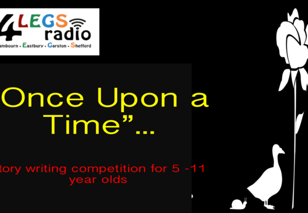 4 LEGS Radio Children's Writing Competition