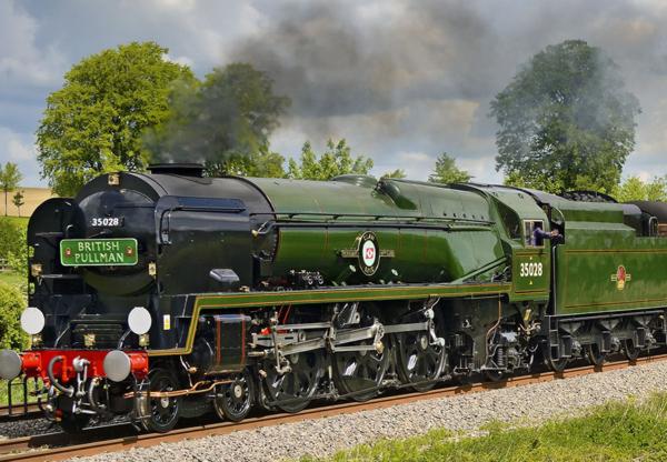Local Steam Train Sightings 2018