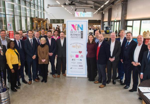 Newbury Weekly News' Best in Business Awards 2018