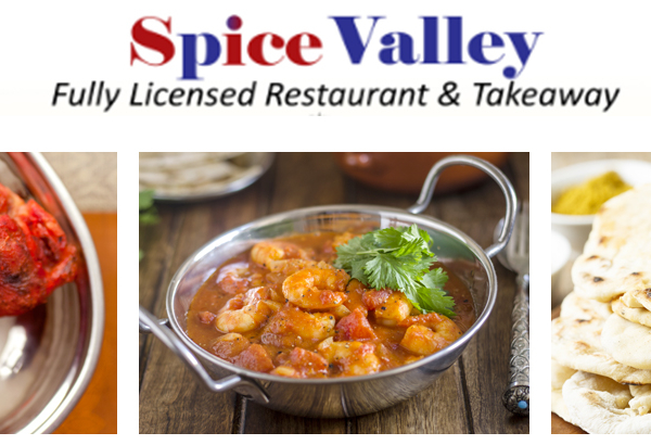 The Spice Valley Restaurant & Takeaway in Lambourn