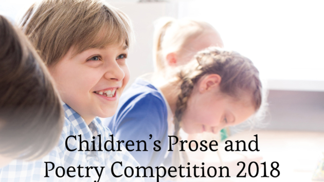Children's Prose and Poetry Competition to celebrate the centenary of women's suffrage