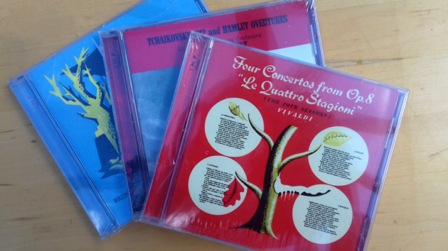 Free Classical CD on Offer