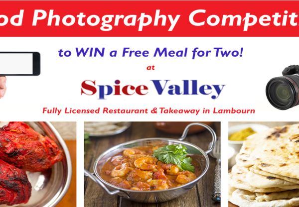 Spice Valley Food Photography Competition