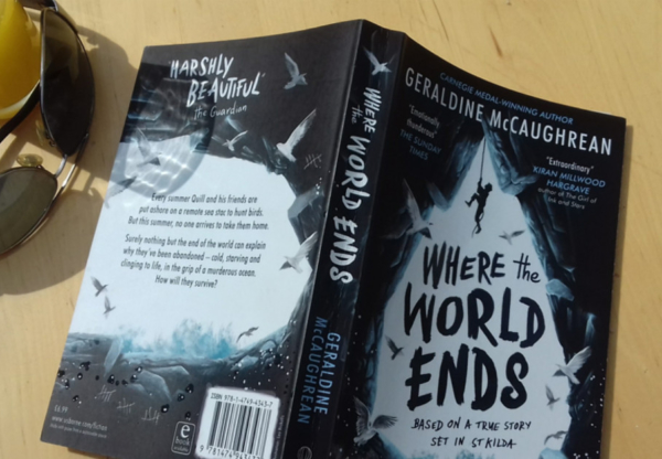 Book Review: Where the World Ends by Geraldine McCaughrean