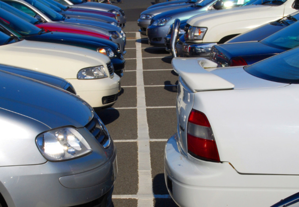 Car parking in Hungerford – nearly 100 spaces to be lost