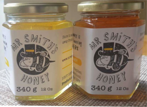 Picture of Mr Smith's honey