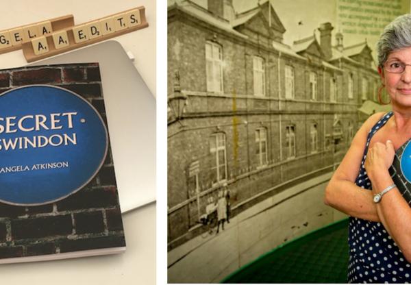Secret Swindon by Angela Atkinson