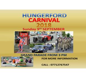 Hungerford Carnival 2018 @ John O'Gaunt School  | England | United Kingdom