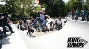 King Ramp Skateboard/BMX Workshops & Demonstrations @ Hungerford Skatepark   England   United Kingdom