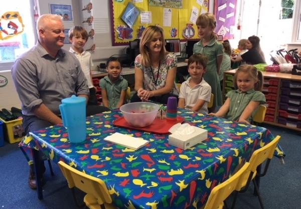 New Head Teacher for Kintbury St Mary's