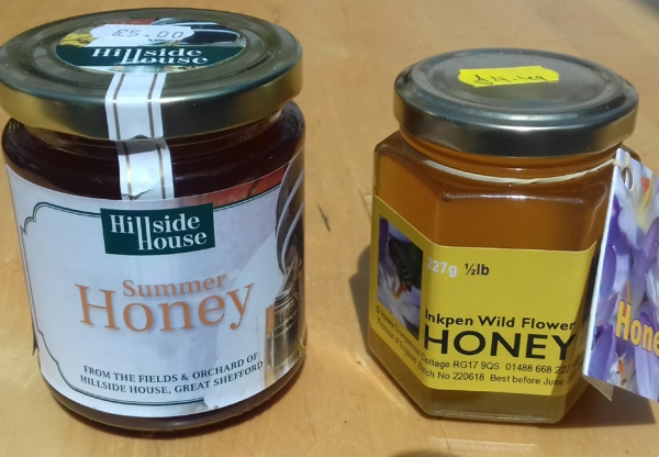 Local Honey Suppliers