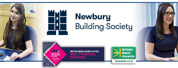 Newbury Building Society Goes for Gold at National Housing Awards